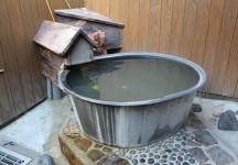 家族温泉 松・竹の釜湯